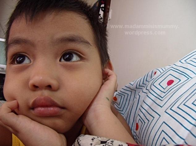 And this is the nasermoman-po-ako-ng-nanay-ko face