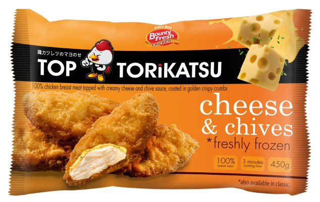 Top Torikatsu Product Cheese&Chives